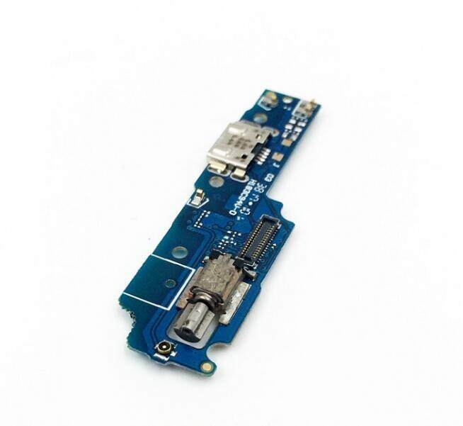 USB Charging Port Dock Plug Jack Connector Charge Board With Vibrator Flex  Cable For Lenovo K8 Note K8NOTE