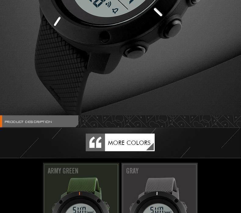 Specifications of SKMEI Men Sport Watch Simple Digital Watches Double Time  Countdown Clock Minimalist Watch Waterproof Wristwatches Jam tangan lelaki  1213 8b69a3606a