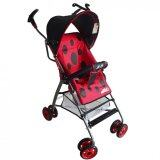 Disney Cuties Beetle Baby Buggy - Red Colour