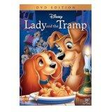 Disney Lady And The Tramp - DVD