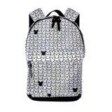 Disney Mickey Adult Backpack School Bag - White Colour