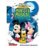 Disney Mickey Mouse Clubhouse Monster Musical - DVD