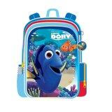 Disney Pixar Finding Dory Backpack 12 Inches - Blue And Red Colour