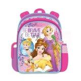 Disney Princess Backpack School Bag 10 Inches - Pink Colour