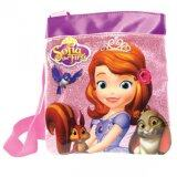 Disney Princess Sofia Sling Bag - Purple Colour