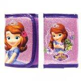Disney Princess Sofia Wallet - Purple Colour