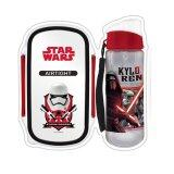 Disney Star Wars Lunch Box Bottle Set - Black Colour