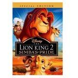Disney The Lion King 2 Simba's Pride - DVD