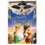 Disney Tinkerbell And The Legend Of The Neverbeast - DVD
