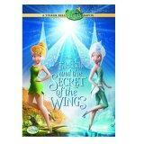 Disney Tinkerbell Secret Of The Wings - DVD