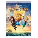 Disney Tinkerbell The Pirate Fairy - DVD