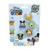 Disney Tsum Tsum 4pk Figures - Multicolour