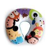 Disney Tsum Tsum Neck Cushion - Blue Colour