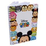 Disney Tsum Tsum Notebook - Blue Colour