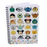 Disney Tsum Tsum Notebook - Multicolour