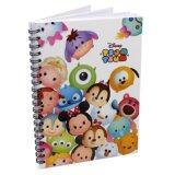 Disney Tsum Tsum Notebook - White Colour
