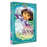Dora's Royal Rescue - DVD