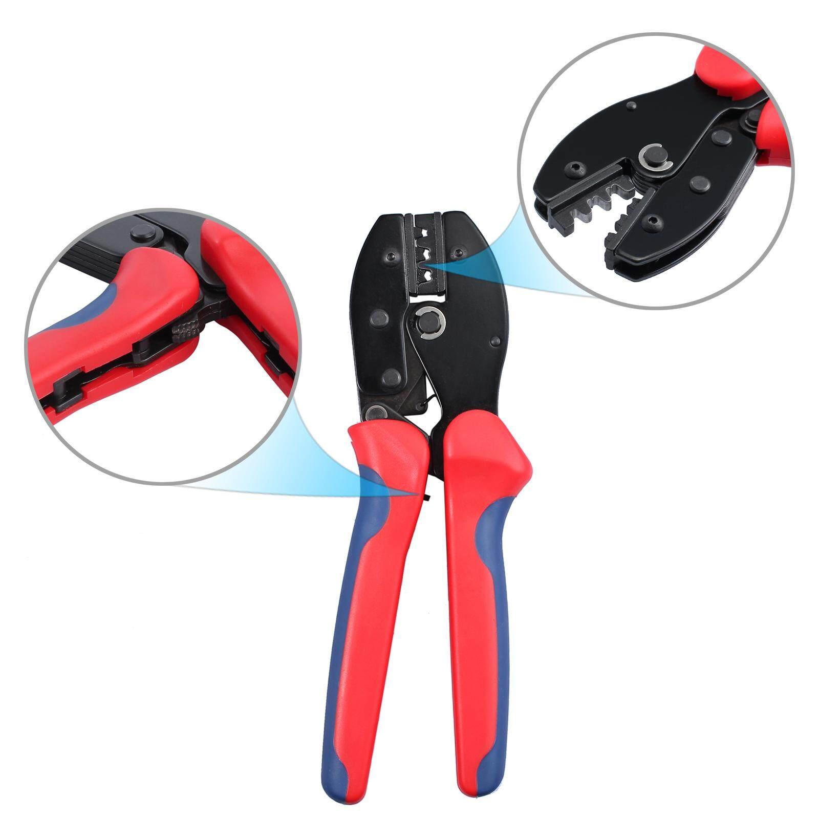 10 Pairs connectors MC3 MC4 Solar Crimping Tools kit wire crimper spanner