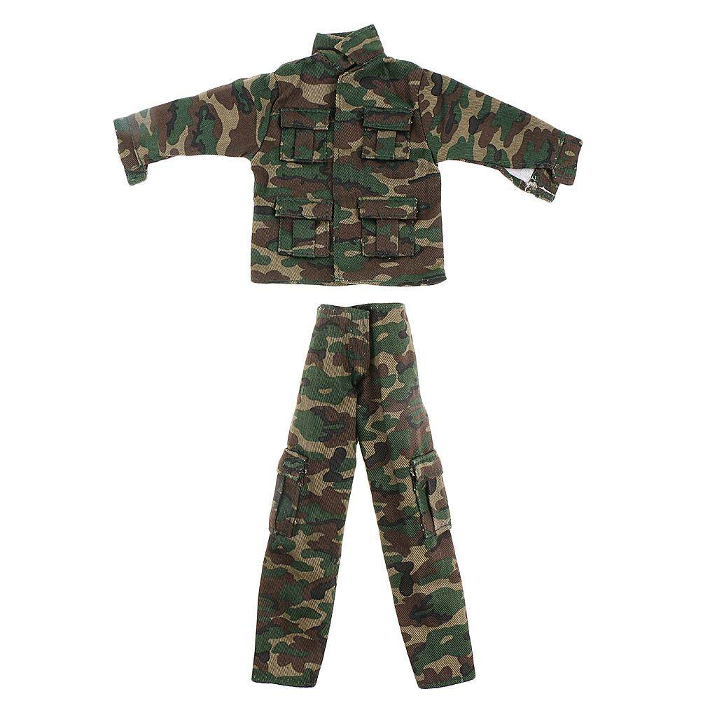 1//6 Scale Trousers Clothes for 12inch Soldier Action Figures DIY Accessories
