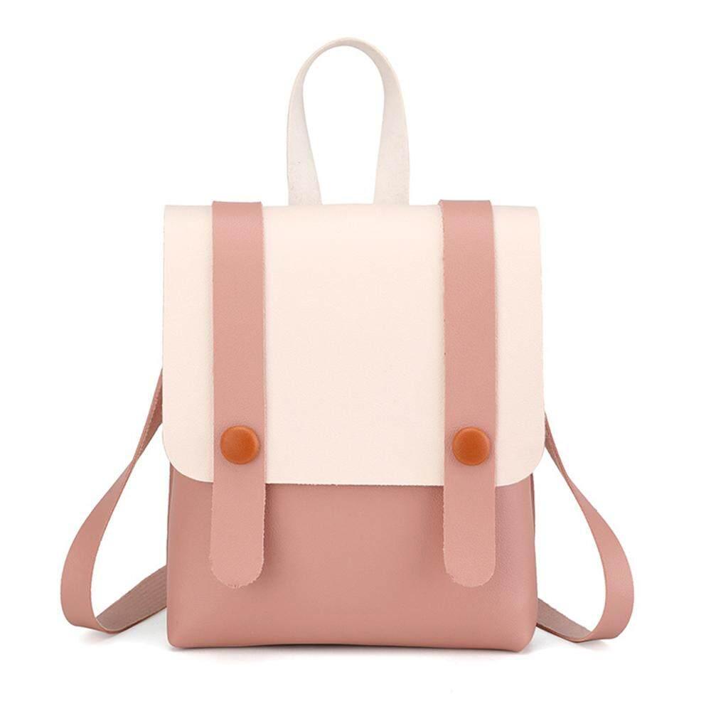 e486163f5659 Jnan Sweet New College Wind Mini Shoulder Bag PU Fashion Color Leather  Small Inclined shoulder bag Female bag