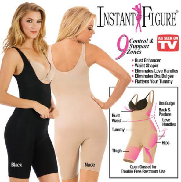 8e091a3431363 Instant Figure Slimming Full Body Shapewear  Buy Online at Best ...