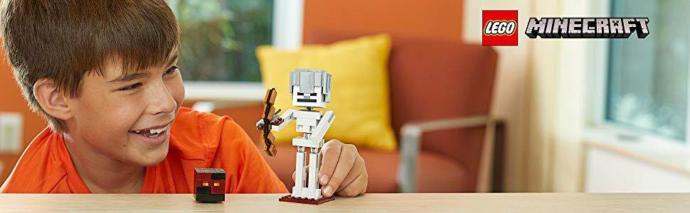 bow-bigfig-display-pose-easy-action-skeleton-arrow-overworld-scary-lego-minecraft-21150-gaming