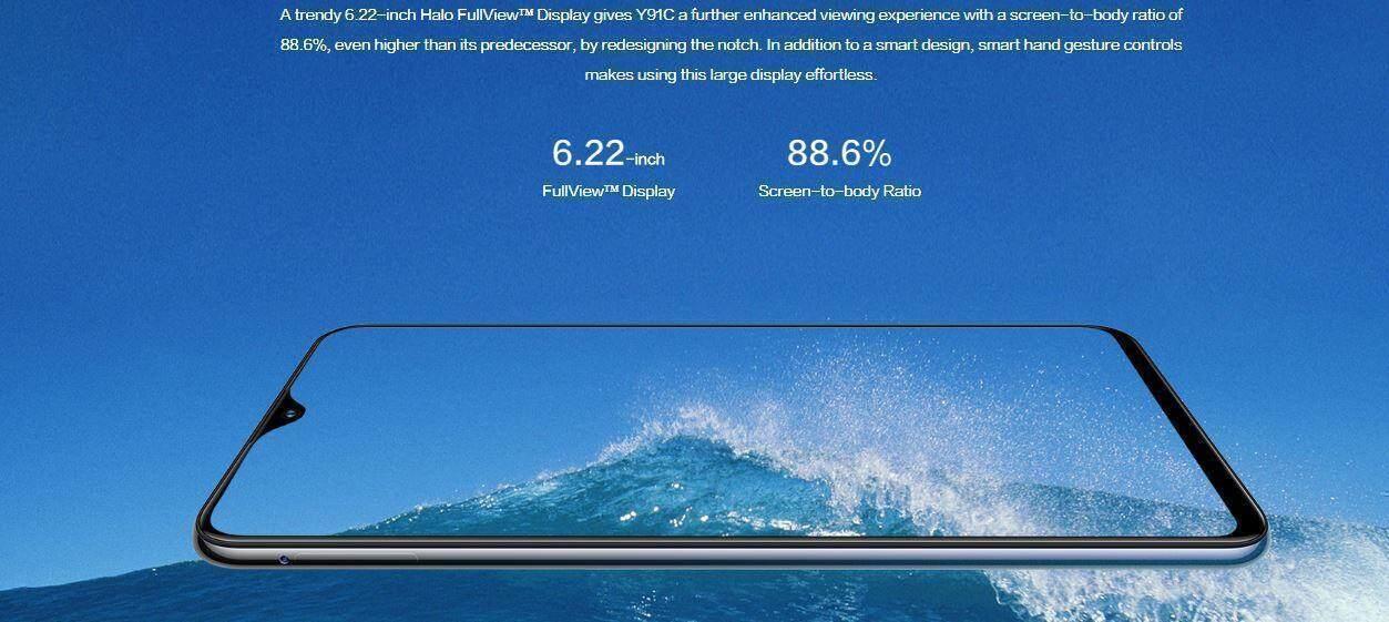 Vivo Y91C - 32GB ROM - 2GB RAM: Buy Sell Online @ Best Prices in SriLanka |  Daraz.lk