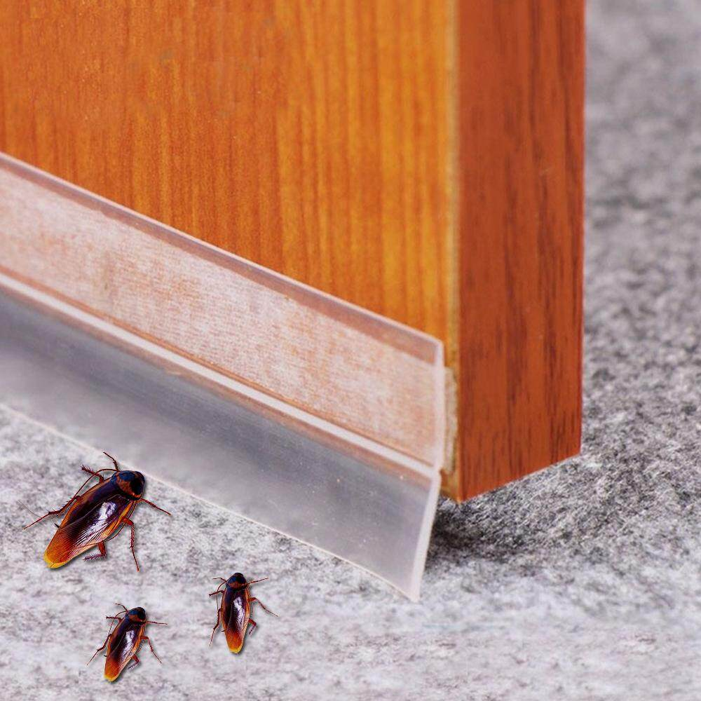 HANDDIY Window Stopper Draught Excluder Draft Weather Seal Strip Under Door  Bottom Bugs