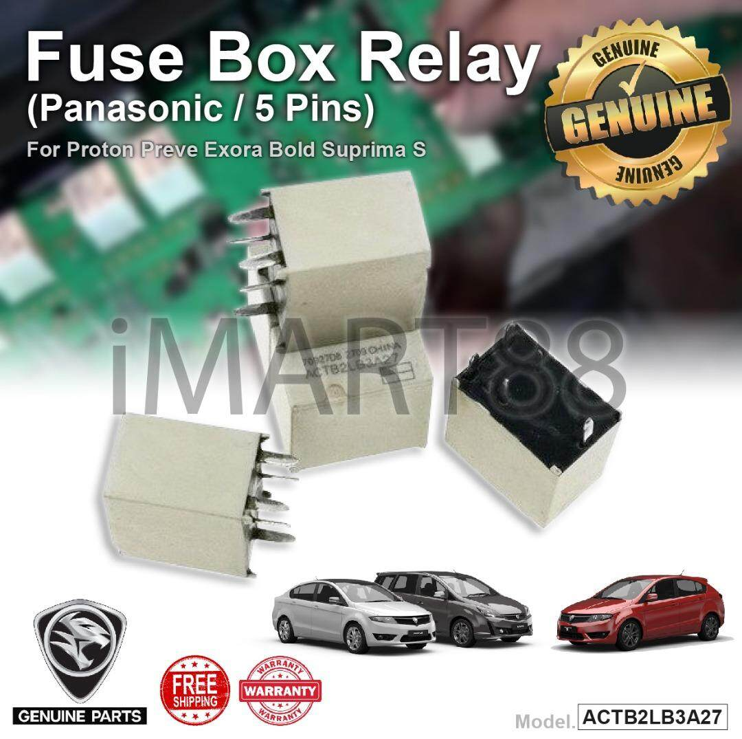 Fuse Box Relay