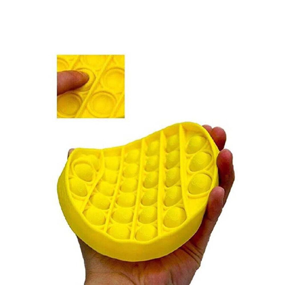 Pop It Fidget Stress Bong Bóng Đồ Chơi Đẩy Bong Bóng Fidget Đồ Chơi Cảm Giác Công Cụ Giảm Căng Thẳng Giúp Giảm Bớt Căng Thẳng Và Tăng Sự Tập Trung Bóp Mềm Đồ Chơi 10