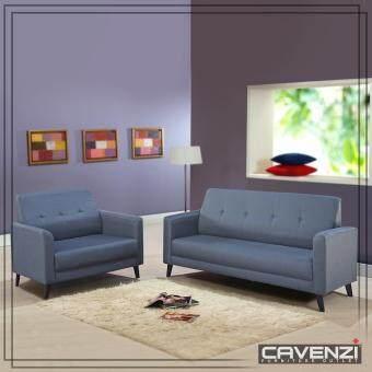 Stupendous Jualan Besar Cavenzi Charlotte Sofa 2 3 Seater Dailytribune Chair Design For Home Dailytribuneorg