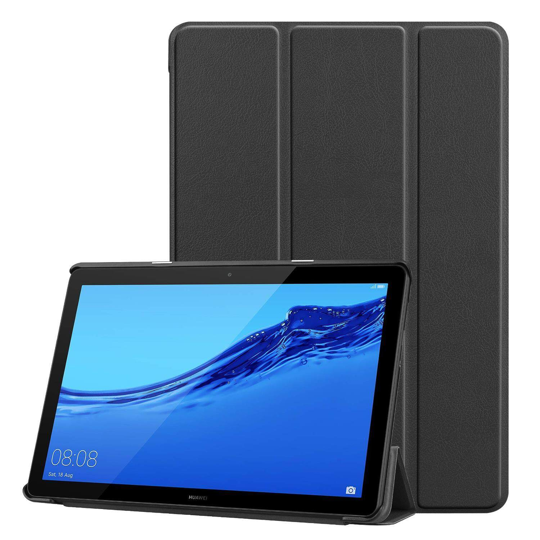 Trị gấp Da Vỏ có Giá Đỡ cho Máy Tính Bảng Huawei MediaPad T5 10