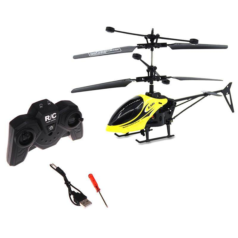 Vegoo Rc Helicopter Mini Rc Drone With Gyro Crash Resistant Rc Toys For Boy  Kids Gift Yellow