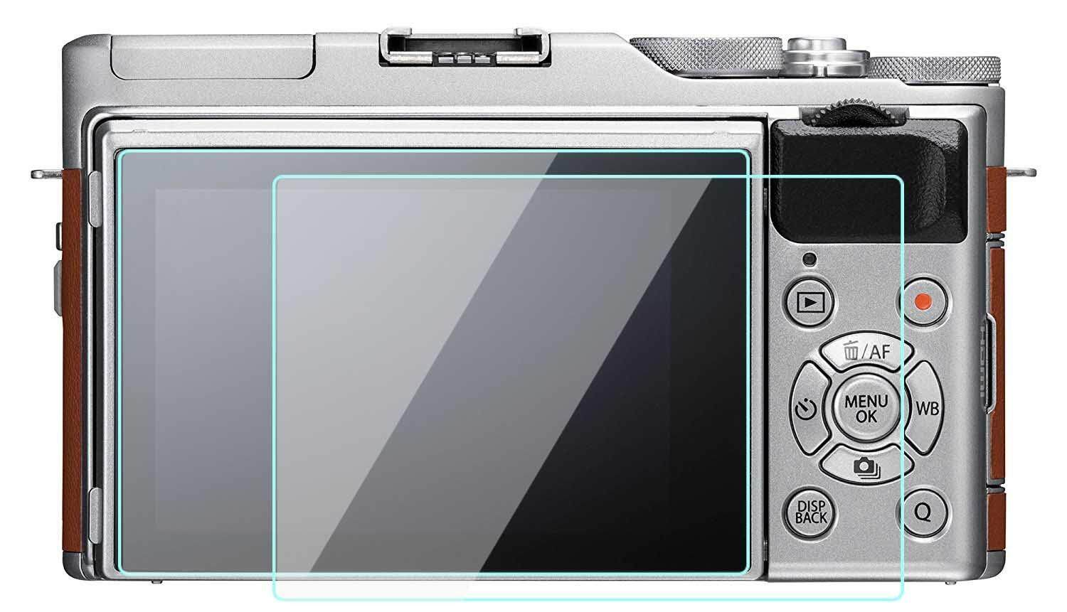 Glass LCD Screen Protector Accessorie Compatible for Sony Cyber-shot  DSC-RX10 V IV III II / RX100 M6 M5 VI / A9 A99,Tempered Glass Film for Sony  rx10v