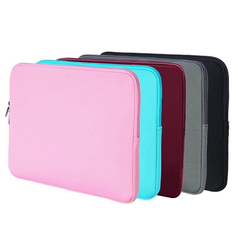 """11/""""-13/"""" Laptop Sleeve Case Bag Carrying Waterproof Netbook Protector PU Bag /_7"""