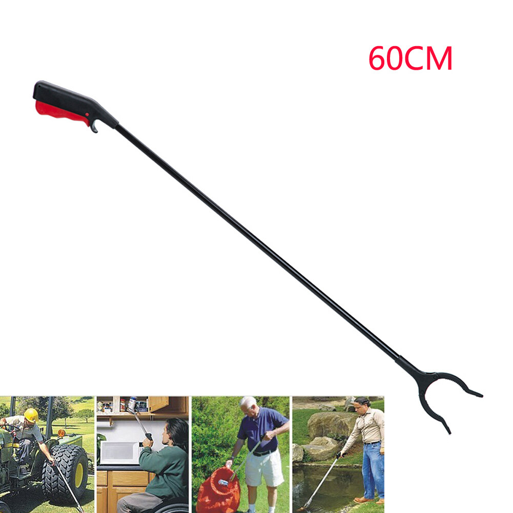 1 PCS Pick Up Garbage Stick Long Reach Helping Hand Arm Extension Tool Trash Mobility Clip Grab Claw for Home Garden
