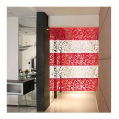 Elegant Versatile Hanging Room Divider 12 Panel