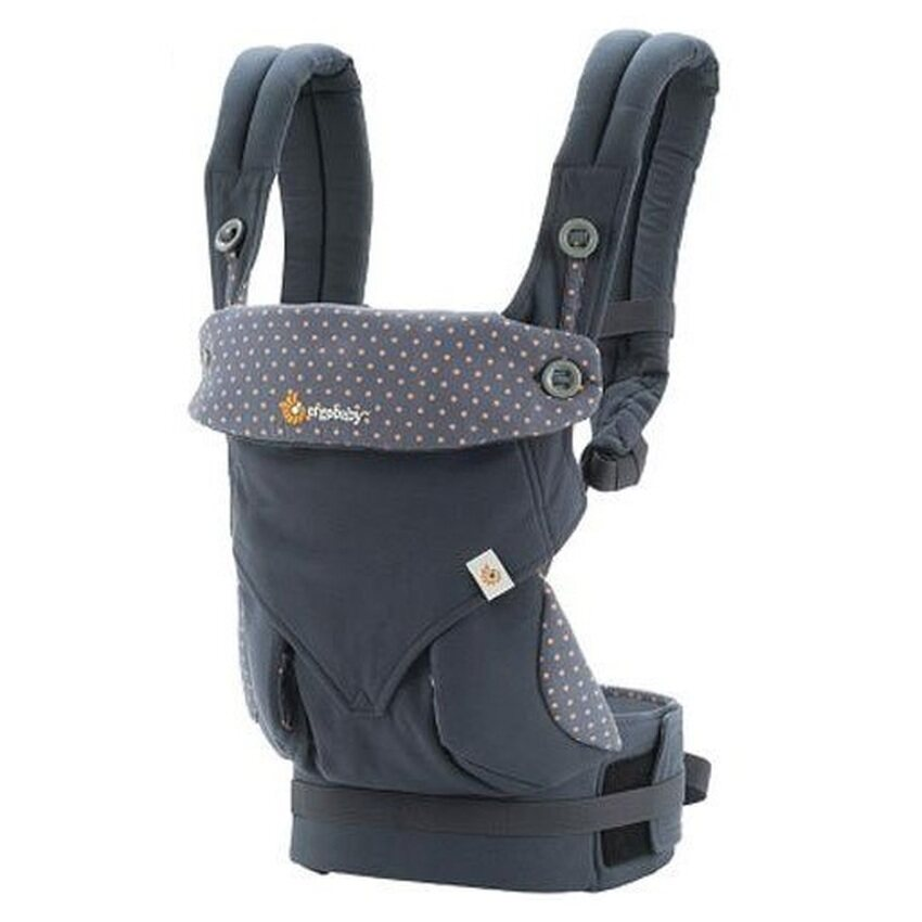 Ergobaby 360: Four Position Baby Carrier ( Dusty Blue )