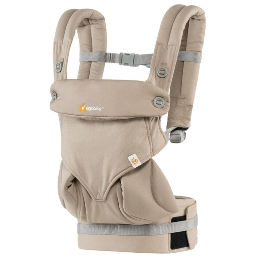 ErgoBaby 4 Position 360 Baby Carrier ( Moonstone )