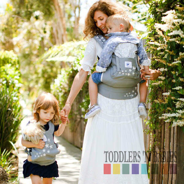 Ergobaby Original Baby Carrier (Galaxy Grey) 2016