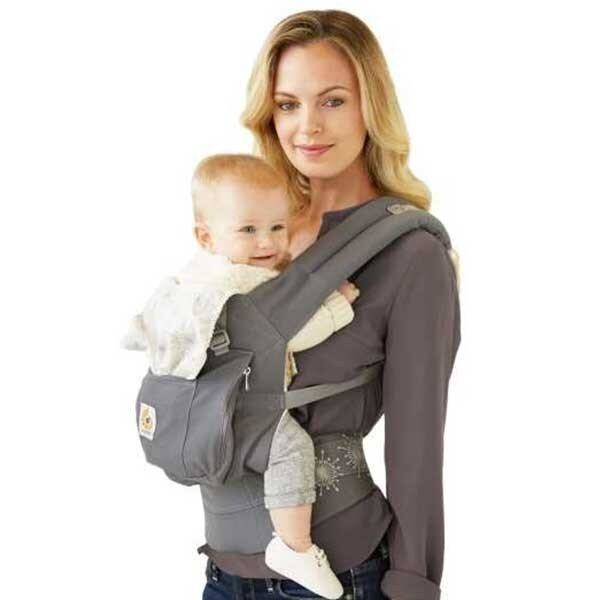 Ergobaby Original Baby Carrier (Starbust with Embroidery)