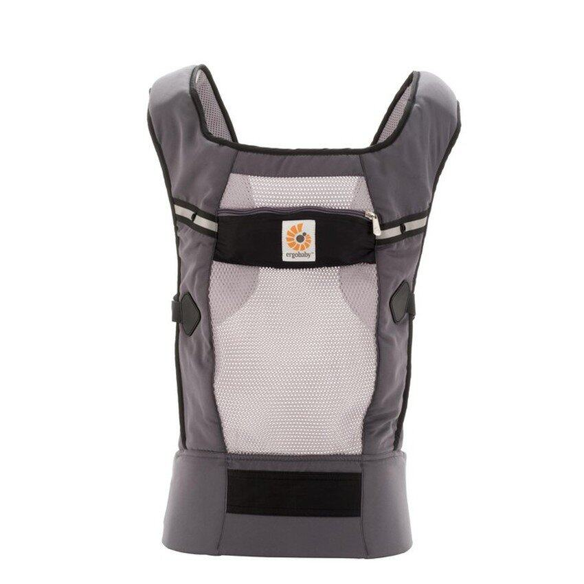 Ergobaby Performance Collection Baby Carrier (Graphite Ventus)