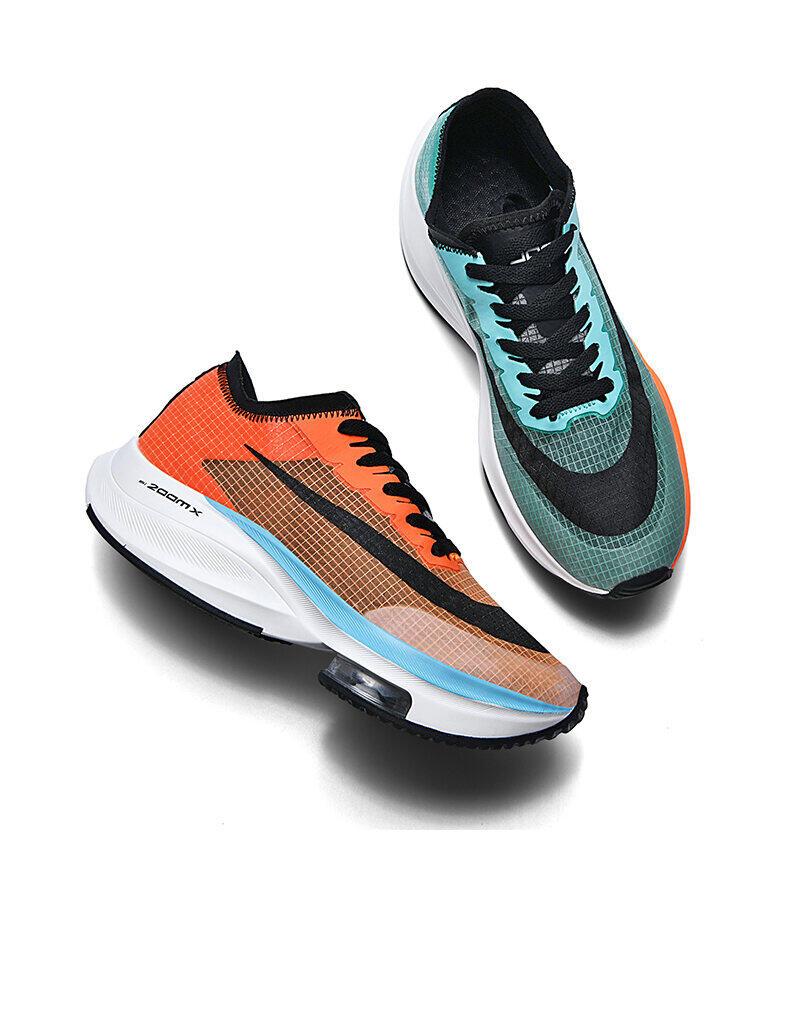 Giày Nam Rách 2 Giày Thể Thao Trang Web Chính Thức Phủ Điền Marathon Giày Chạy Bộ Rách 2 Mặt Lưới Pegasus Giày Chạy Đệm Khí Uyên Ương Nam 46