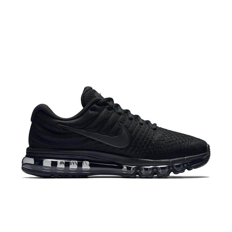 NIKE AIR MAX Rubber Men's Running Shoes Breathable Comfortable Non slip Athletic Designer Footwear