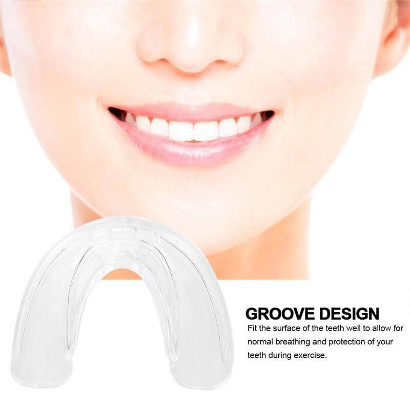 Straighten Teeth Tray Retainer Crowded Irregular Teeth Corrector Trainer  Braces Health Care