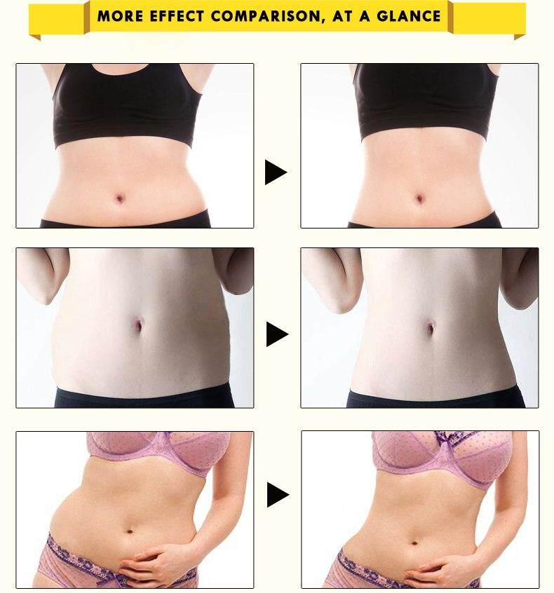 Ginseng Detoxification Slimming Cream Legs Belly Waist Effective Fat  Burning Weight Loss Nutrition Cream Body Care Products#