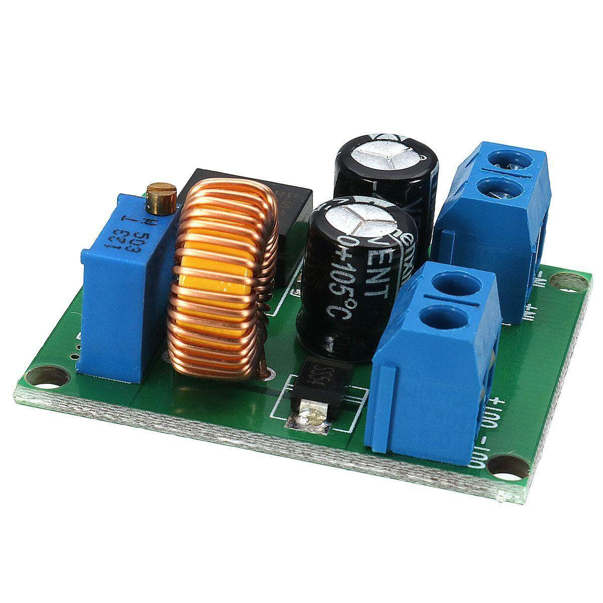 1 xDC-DC 3V - 35V to 4V - 40V adjustable step up power module