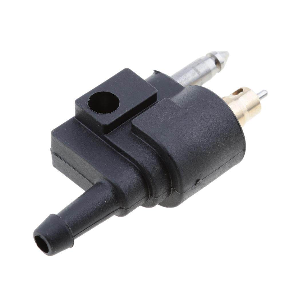 Fuel Line Connector Joint For Yamaha Outboard 6mm Male Mount Engine