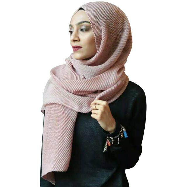 Women Fashion Pashmina Scarf Long Shawl Wrap Hijab Chocolate Brown Special Offer