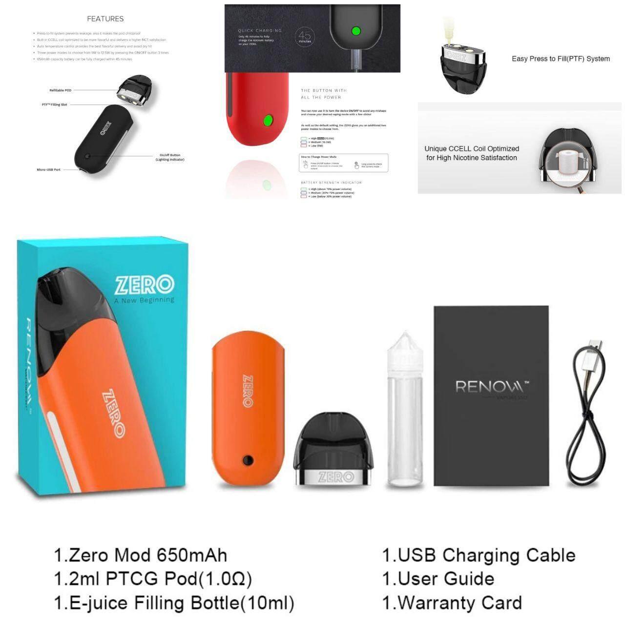 Renova Zero Charging